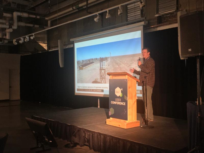 Jim Casey at Pix4D Conference October 2019