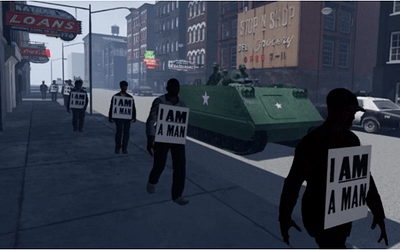 Axios News Features Amache – Recreating racism in VR to fight real racism