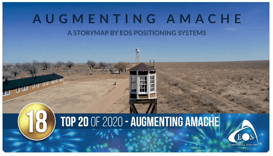Augmenting Amache Story Map